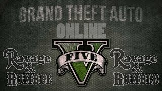 "GTA V GTA 5 Online ""Gang Banging"" Multiplayer Gameplay LIVESTREAM [HD] [Xbox360/PS3]"