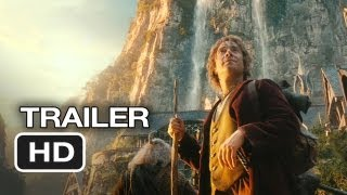 The Hobbit: An Unexpected Journey - The Hobbit Official Trailer #2 (2012) - Lord of the Rings Movie HD