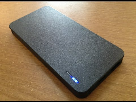 Review: Photive Powerbank Portable Battery Charger