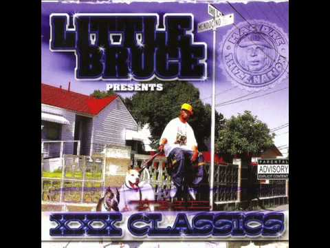 Mobbin' In My Old School - Little Bruce [ XXX Classics ] --((HQ))--
