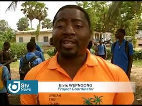 OGCEYOD Cameroon STV News Getting Youths involved in reducing Violence against women and Girls