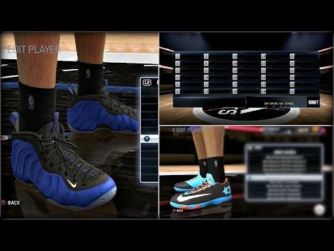 NBA Live 15 PS4 Rising Star Mode Gameplay - NBA Draft + Nike Showing LOVE!! Ep. 3