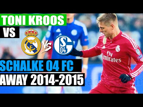 Toni Kroos vs Schalke 04 FC AWAY | 18-02-2015 | Individual Highlights [HD]