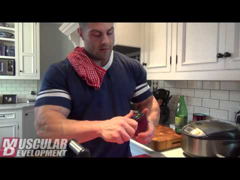 Evan Centopani | Food Prep and Nutrition Part 3