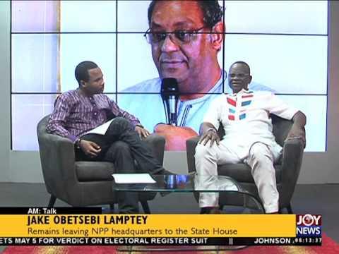 Ghana economy - AM Talk on Joy News (22-4-16)