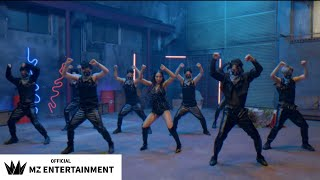 Download MINZY (공민지) - TEAMO MV Mp3/Mp4