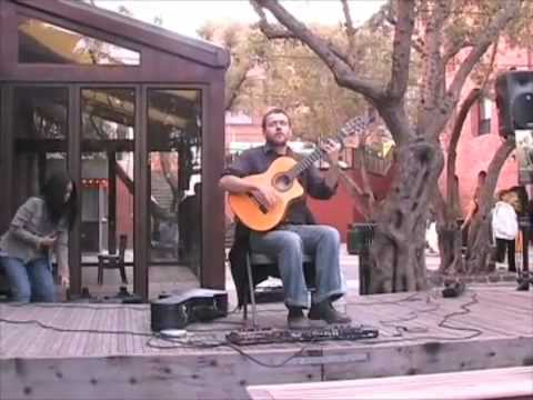 Fuerte - Live Spanish Guitar - John H. Clarke Music Videos