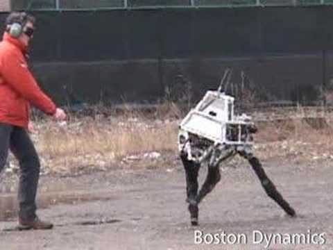 Robotic Mule - Sexy Robots Videos video