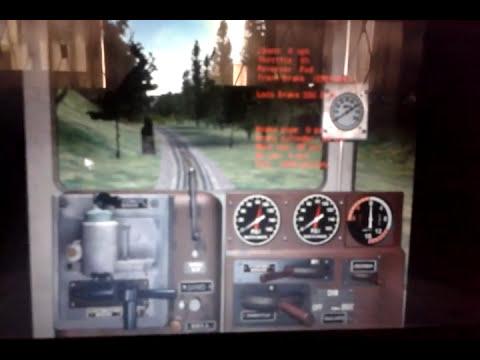 microsft train simulator KTMB 22class 22140&25class