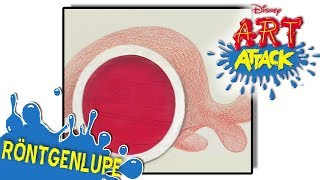 Art Attack - Röntgenlupe - Folge 3 - Staffel 10 - Disney Junior