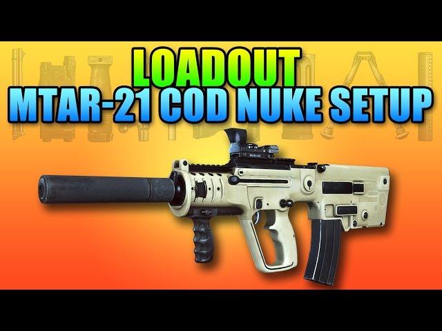 BF4 Loadout MTAR-21 COD Nuke Setup   Battlefield 4 Carbine