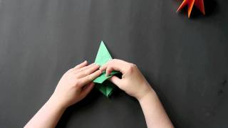 Origami Pine Tree