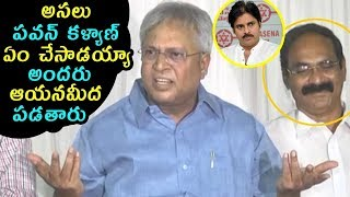 Undavalli Fires On Chandrababu Naidu and YS Jagan | Pawan Kalyan | Janasena Party | Top Telugu Media