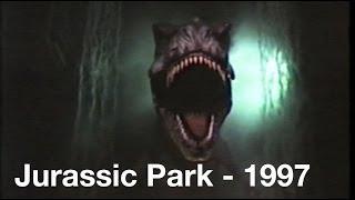 Jurassic Park: The Ride - 1997 - Universal Studios Hollywood