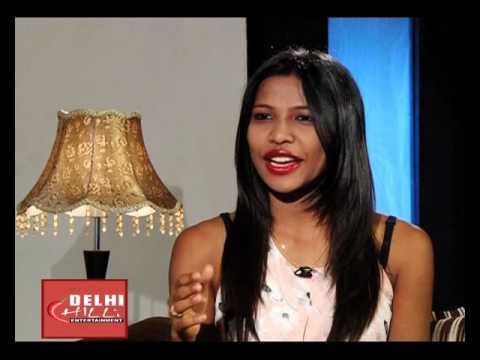 Delhi Chilli Shoots with Splitsvilla 8 fame Mia Lakra.