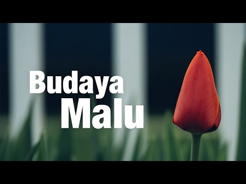Budaya Malu - Ustadz Abdurrahman Al-Atsary