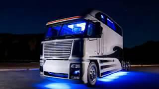Супер грузовик