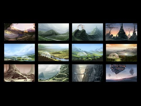 Photoshop Tutorial: Creative Environment Thumbnail Techniques in Photoshop