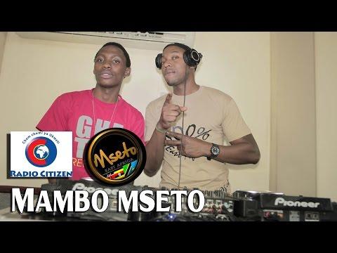 Kaa La Moto Frestyle On Mambo Mseto Radio Citizen With Mzazi Willy Tuva & DJ Flash Kenya