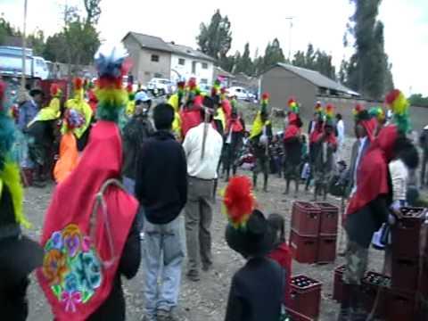 MORENADA de HUAMANCACA CHICO (3 de Diciembre)
