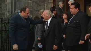 Tony Meets Bobby Bacala Sr - The Sopranos HD