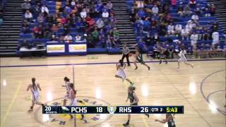Rampart vs Pine Creek Girls Basketball - Full Game