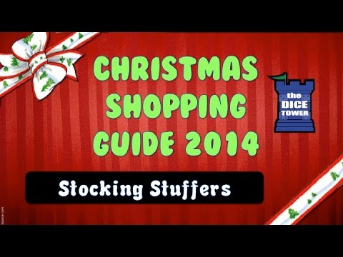 12 Games of Christmas - Stocking Stuffers