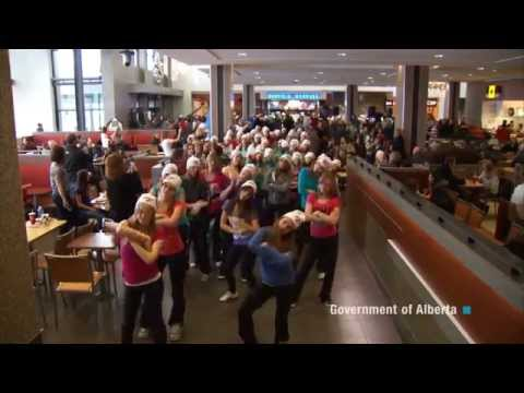 Anti-bullying flash mob