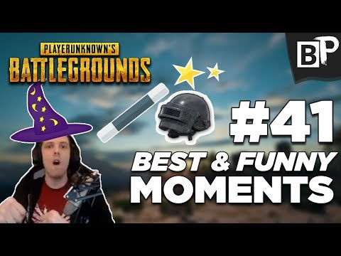 The Magic Helmet - PUBG Best & Funny Community Moments #41