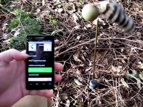 Wi-Fi Controlled Predator Attractor Demo