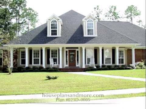 Lowcountry Homes Video 1 House Plans And More Youtube