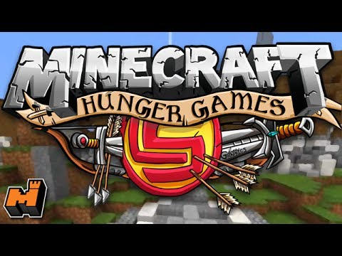 Minecraft: Hunger Games Survival w/ CaptainSparklez - CLUTCH SWAPPING