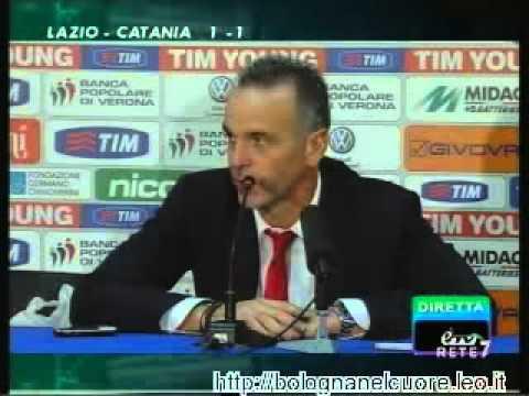 Bologna FC 1909 26/10/2011 Chievo – Bologna 0-1, Garics nel dopopartita, Pioli in sala stampa