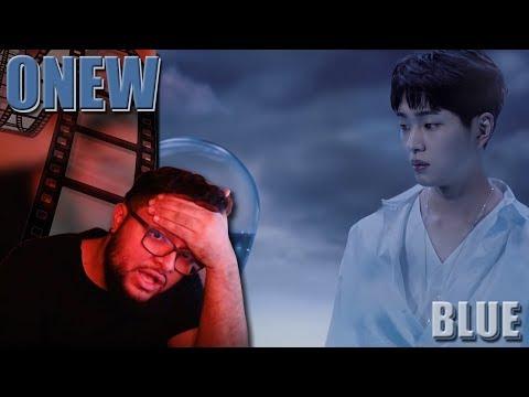 ONEW(온유) - Blue MV REACTION!!! | Felling Every Emotion Without Lyrics #DOLO
