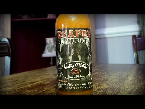 Reaper de Muerte Chili Sauce Review