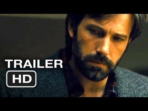 Argo International Trailer - Ben Affleck Movie HD