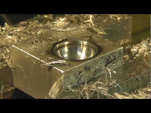 How to make a custom milling machine cutter. wmv