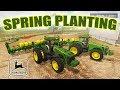 FARMING SIMULATOR 2017 | SPRING PLANTING MULTIPLAYER | 12 PERSON SERVER | EP #10