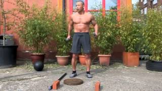 Shaolin Strength & Body Conditioning