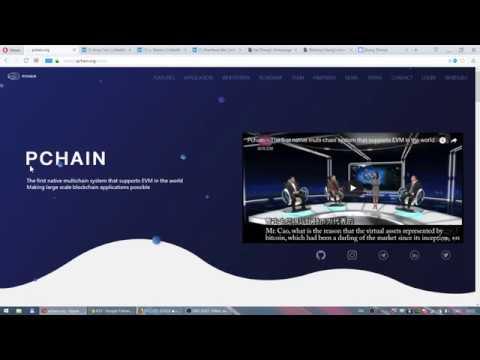 Обзор ICO Pchain - идем за иксами в новый блокчейн?