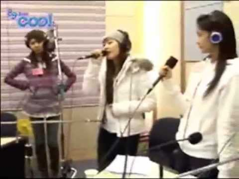 [20080211] Snsd - Kissing You video