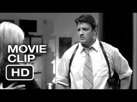 Much Ado About Nothing Movie CLIP – I Am An Ass (2013) – Nathan Fillion Movie HD