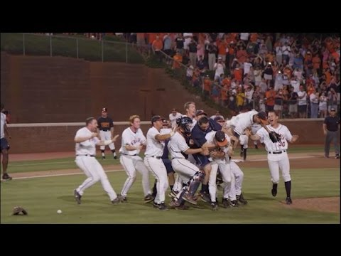 Baseball - Post Game Celebration