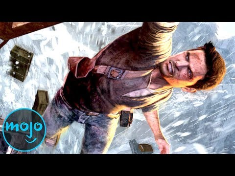 Top 10 Video Game Moments Where The Hero Couldn't Have Survived