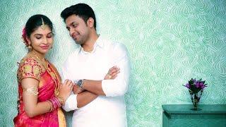 Lovely Engagement Story [ Nanda + Sindu ] Cinematic Engagement Highlights