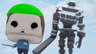 Jacksepticeye Animated | Shadow Of The Colossus