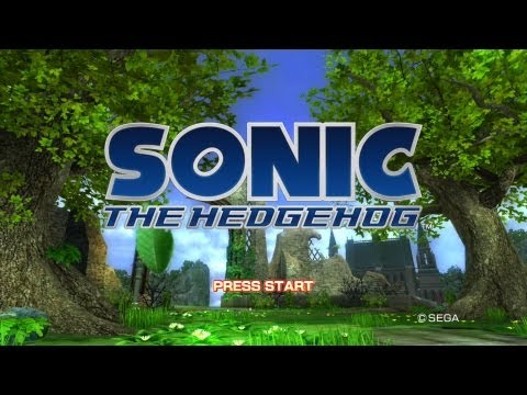 Let's Replay Sonic The Hedgehog 2006 (xbox 360) - Part 1: Sonic's Glitchiest Adventure Yet video
