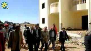 بالفيديو | محافظ أسوان يفتتح مشروعات خدمية لسكان المحافظة