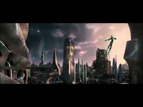 The Green Lantern- Trailer HD