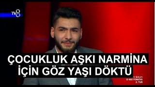 Azerbaycanlı Ozan Ahmedov - Duyanlara duymayanlara   2 tur O Ses Türkiye 14 ocak 2018